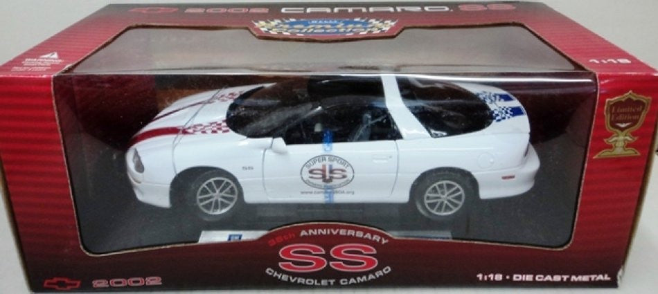 Chevrolet Camaro SS 2002 Welly 1/18