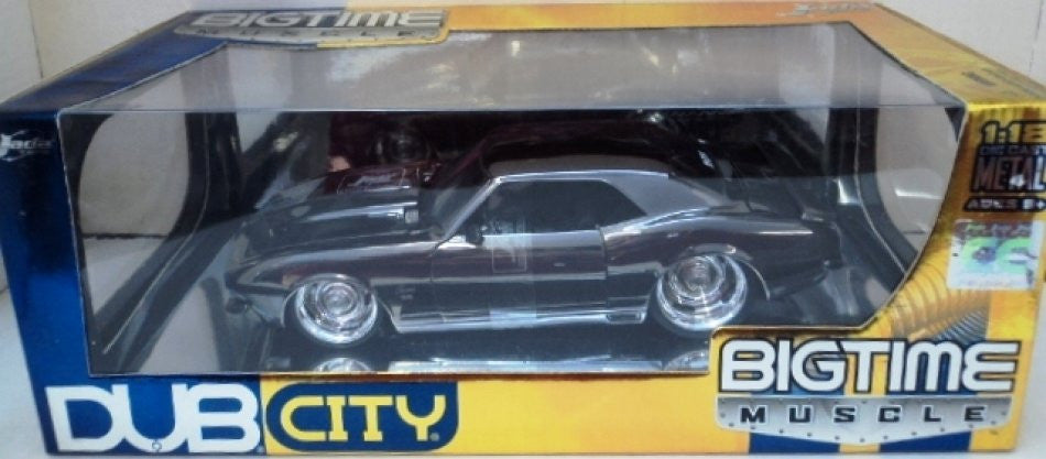Chevrolet Camaro SS 1968 Jada Dub City Big Time Muscle Collectors Club 1/18