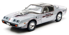 Pontiac Firebird Trans Am Daytona 500 1979 Pace Car Greenlight 1/18