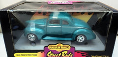Ford Street Rod 1940 Hot Rod ERTL American Muscle Street Rods 1/18