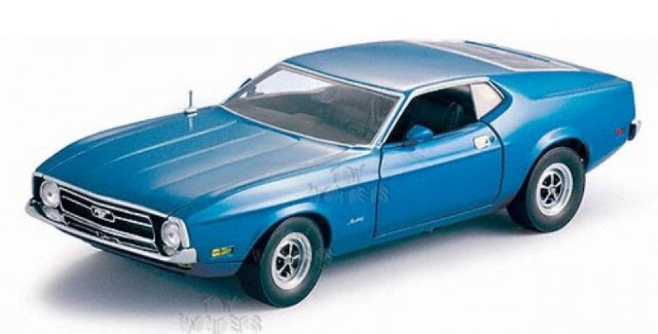 Ford Mustang Sportroof 1971 Sun Star 1/18