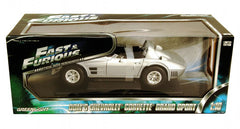 Chevrolet Corvette Grand Sport Fast and Furious Greenlight 1/18