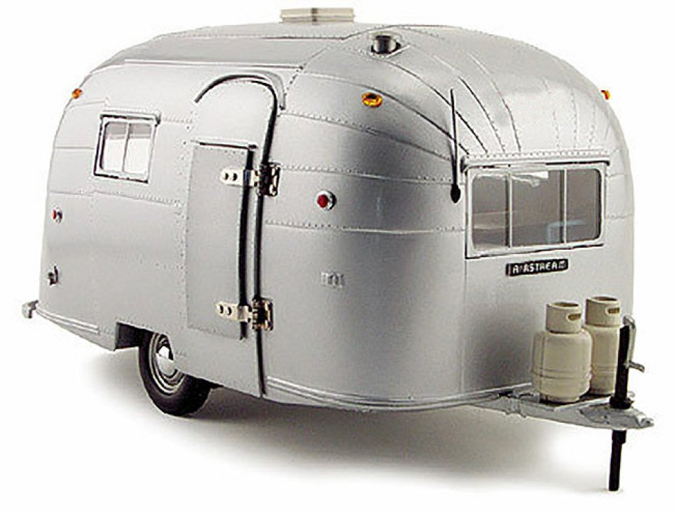 Roulotte Airstream Motor City Classics 1/18