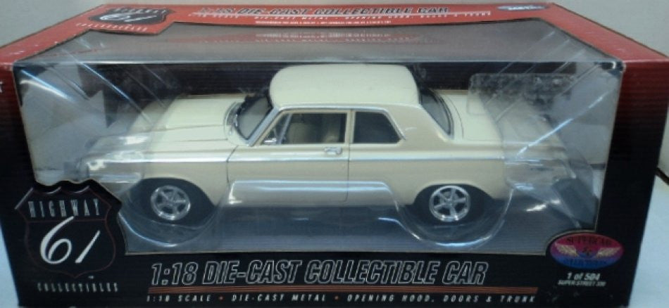 Dodge 330 Super Street Highway 61 Supercar Collectibles 1/18