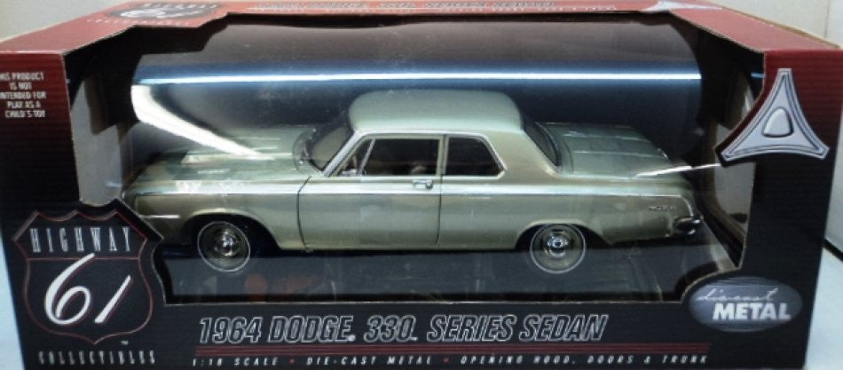 Dodge /330 Series Sedan Highway 61 1/18