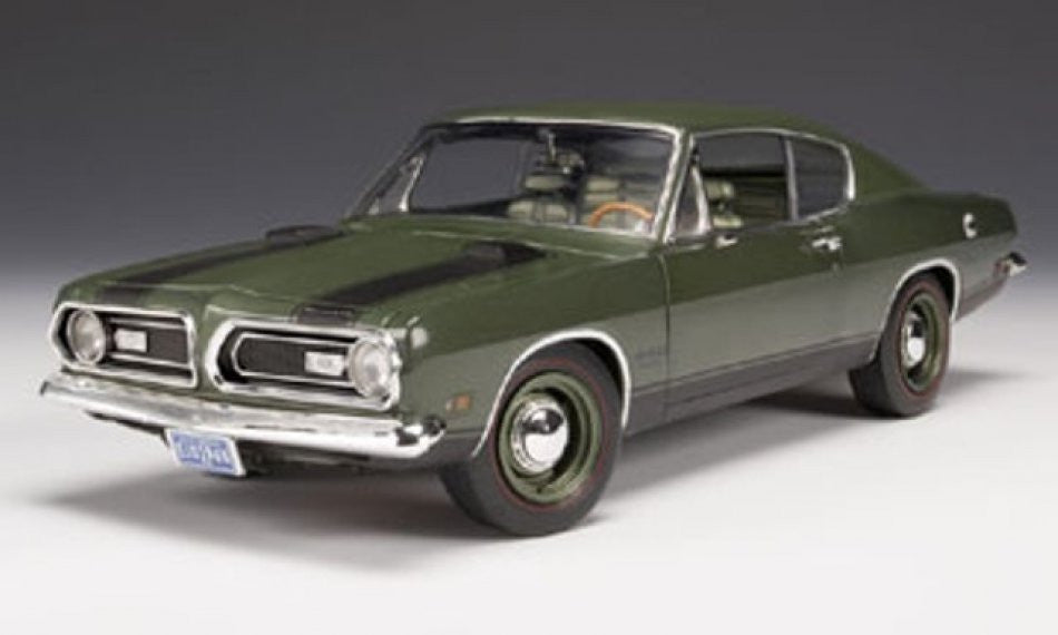 Plymouth Barracuda 440 1969 Highway 61 1/18
