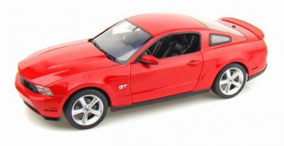 Ford Mustang GT 2010 Greenlight 1/18
