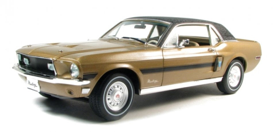 Ford Mustang GT Coupe High Country Special 1968 Greenlight 1/18
