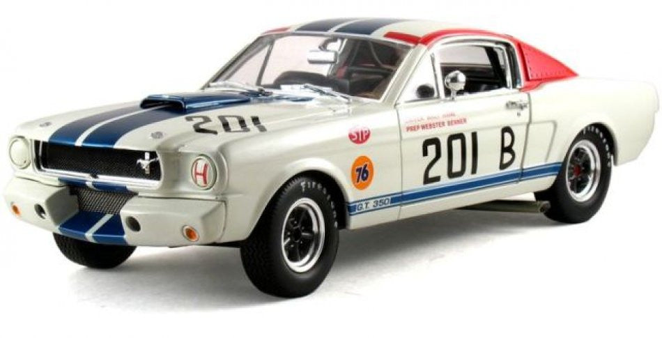 Shelby GT 350R 1966 Shelby Collectibles 1/18