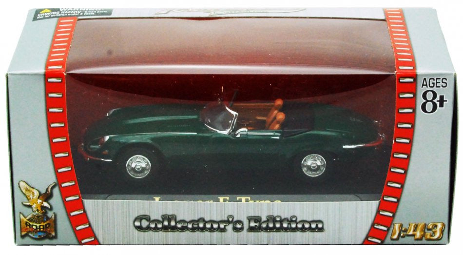 Jaguar Type E Convertible 1971 Road Signature 1/43