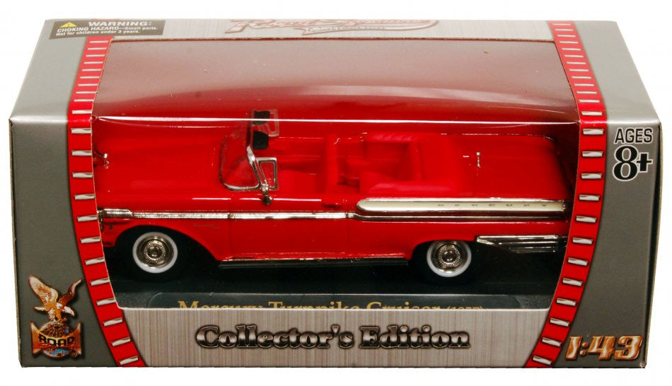 Mercury Turnpike Cruiser Convertible 1957 Road Signature 1/43