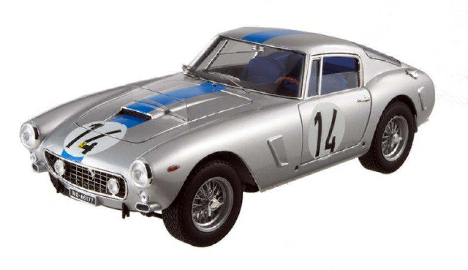 Ferrari 250 GT Berlinetta Passo Corto SWB Hot Wheels Elite 1/18