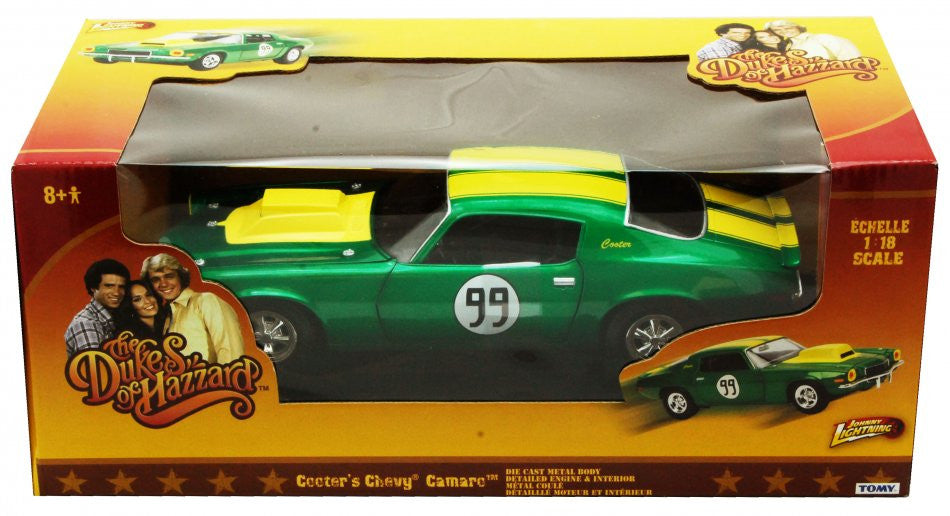 Chevrolet Camaro Cooter's 1970 Johnny Lightning 1/18