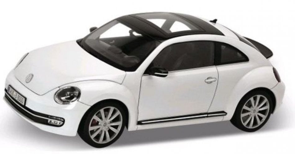 Volkswagen New Beetle 2012 Welly NEX 1/18