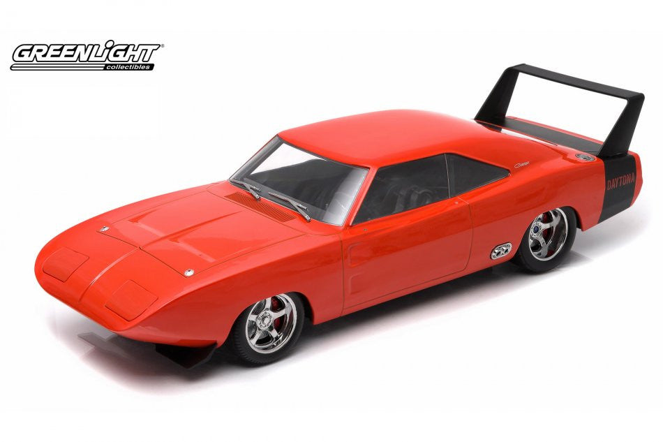 Dodge Charger Daytona 1969 Greenlight Artisan 1/18