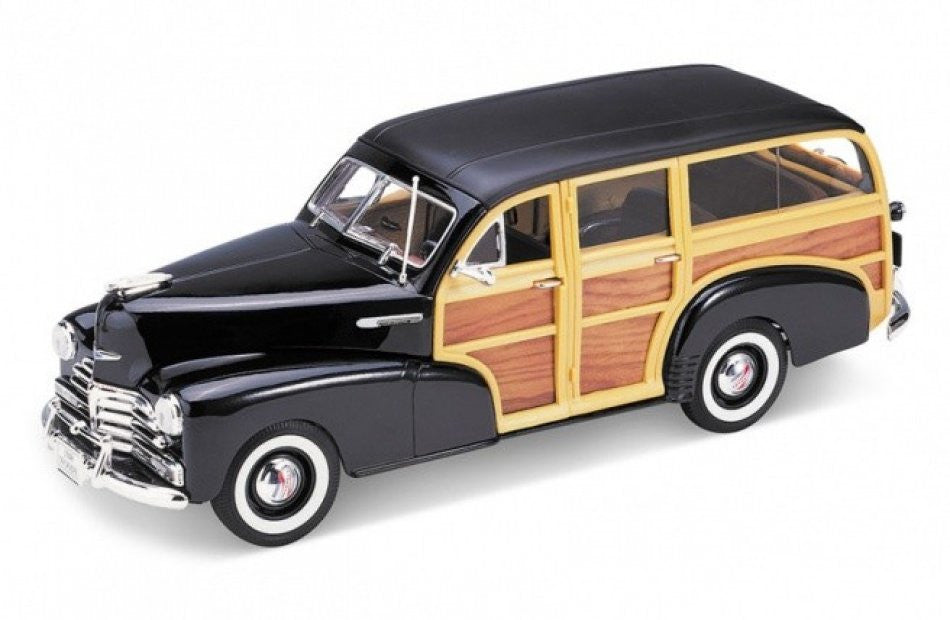 Chevrolet Fleetmaster Woody 1948 Welly NEX 1/18