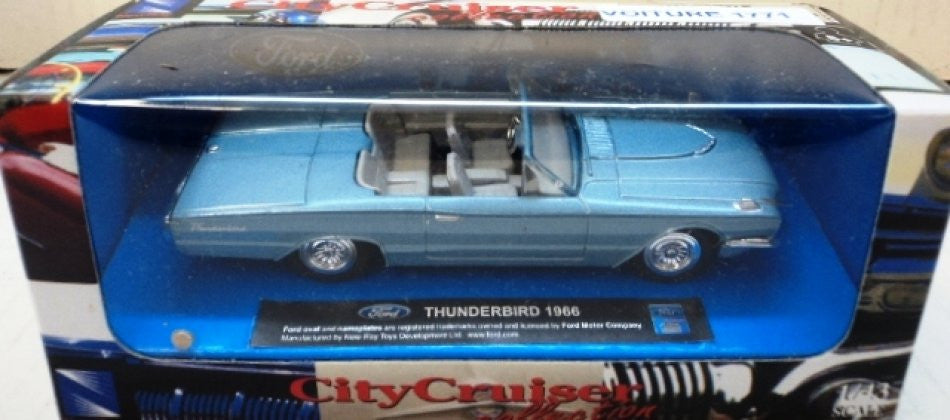 Ford Thunderbird 1966 New Ray 1/43