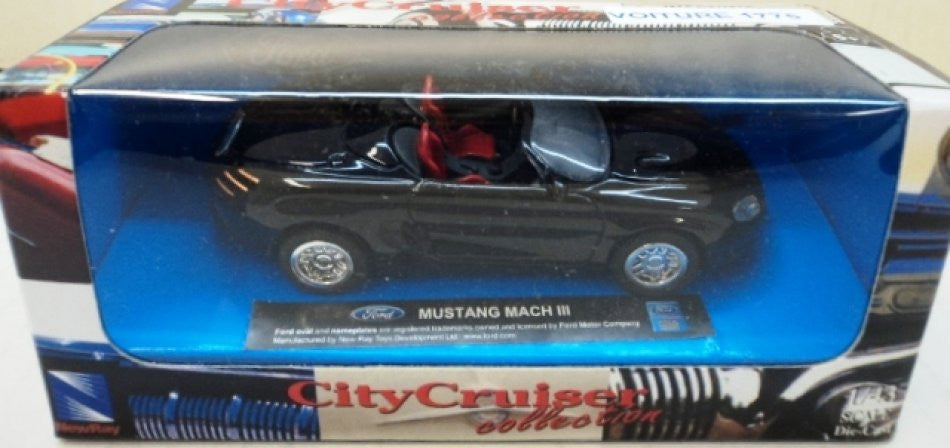 Mustang MACH III Concept New Ray 1/43