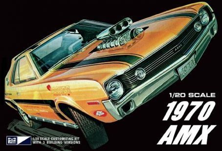 AMC AMX 1970 MPC 1/20