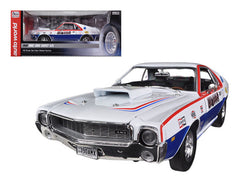AMC AMX Hurst S/S Drag 1969 Auto World 1/18