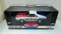 AMC AMX 1969 ERTL American Muscle Supercar Collectibles 1/18