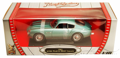 Aston Martin DB4GT Zagato 1961 Road Signature 1/18