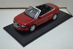 Audi A4 Cabriolet Welly 1/18