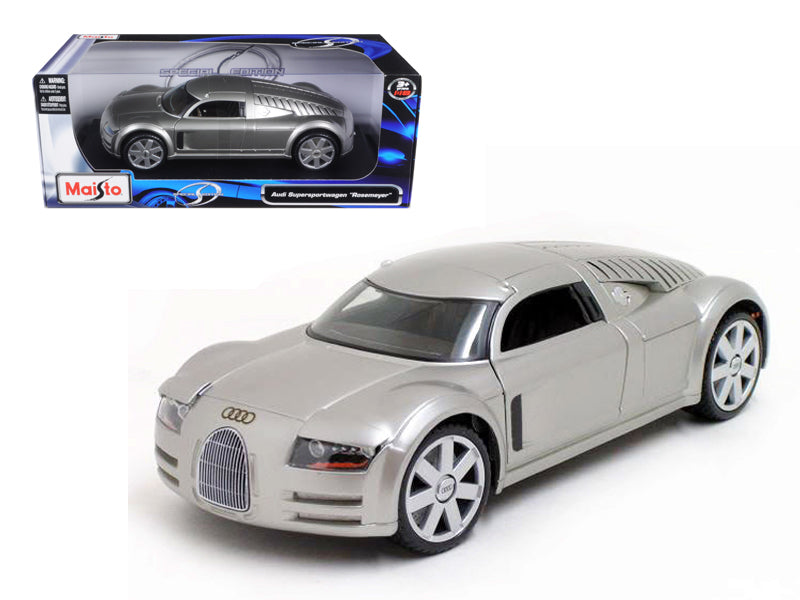 Audi Supersportwagen ''Rosemeyer'' Maisto 1/18