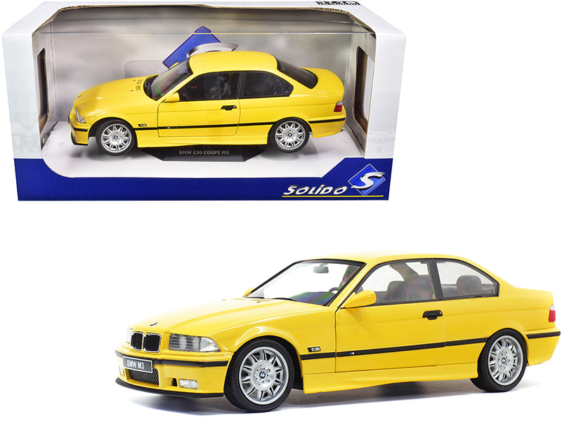 BMW M3 Coupe E36 1994 Solido 1/18