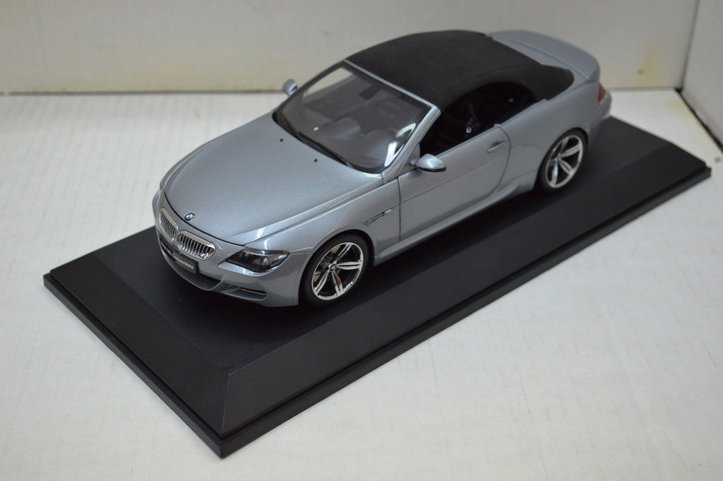 BMW M6 Convertible Kyosho 1/18