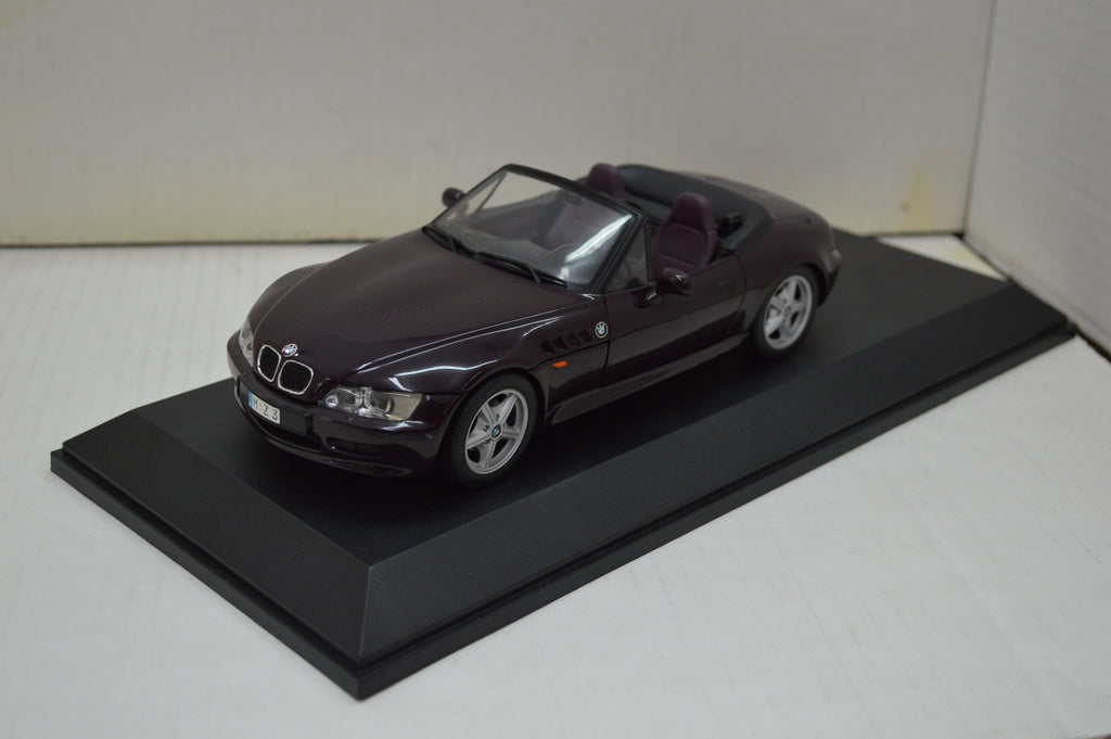 BMW Z3 UT Models 1/18