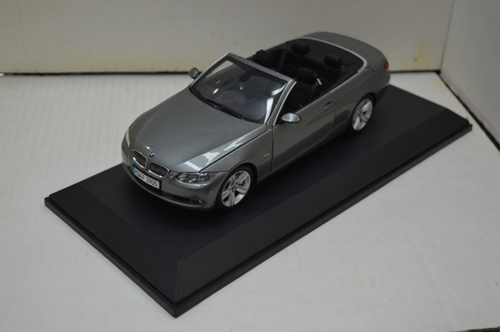 BMW 3 Series Convertible Kyosho 1/18