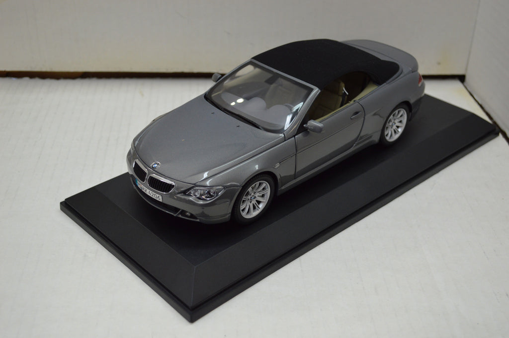 BMW 6 Series Convertible Kyosho 1/18