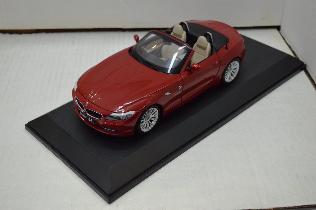 BMW Z4 Roadster Kyosho 1/18