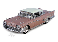 Buick Limited Hard Top 1958 Sun Star Platinum 1/18