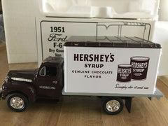 Ford F-6 Dry Goods Van 1951 First Gear 1/34