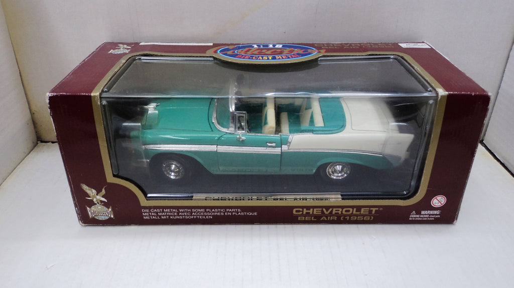 Chevrolet Bel Air Convertible 1956 Road Signature 1/18