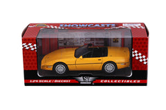 Chevrolet Corvette Convertible 1986 Showcasts (Motormax) 1/24