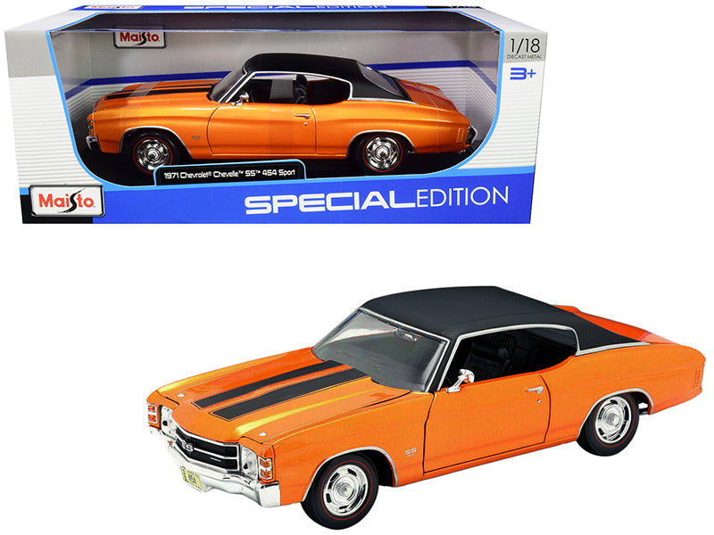 Chevrolet Chevelle SS 454 Hard Top 1971 Maisto 1/18