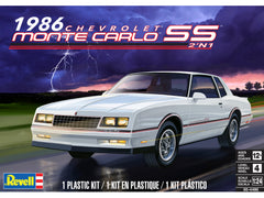 Chevrolet Monte Carlo SS 1986 Revell 1/24