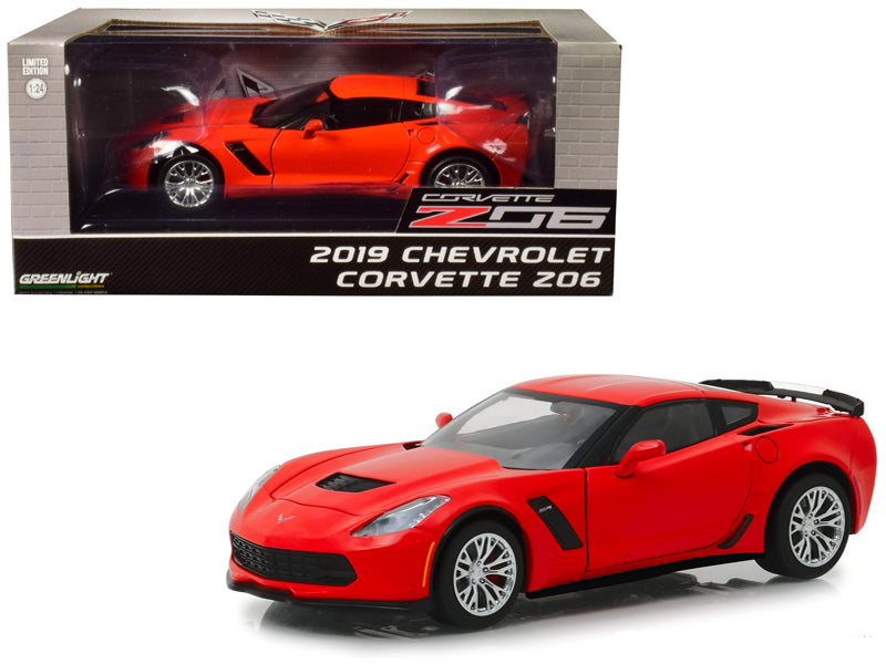 Chevrolet Corvette Z06 2019 Greenlight 1/24