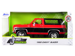 Chevrolet Blazer 1980 Jada Just Trucks 1/24