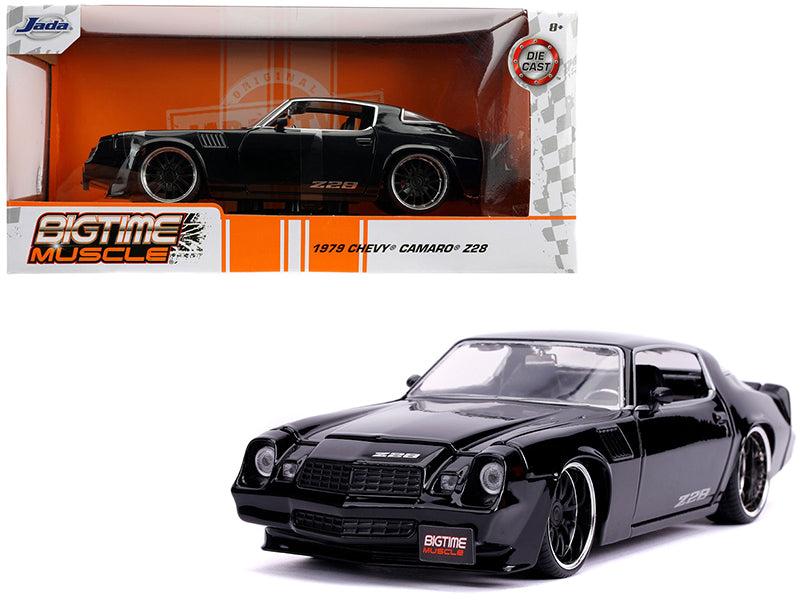 Chevrolet Camaro Z28 1979 Jada Big Time Muscle 1/24