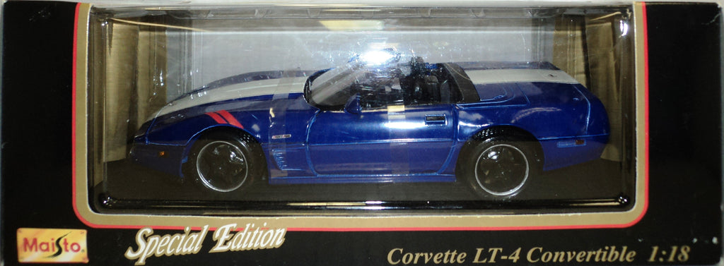 Chevrolet Corvette Convertible LT-4 Grand Sport 1996 Maisto 1/18