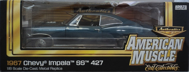 Chevrolet Impala SS 427 ERTL American Muscle Authentics 1/18