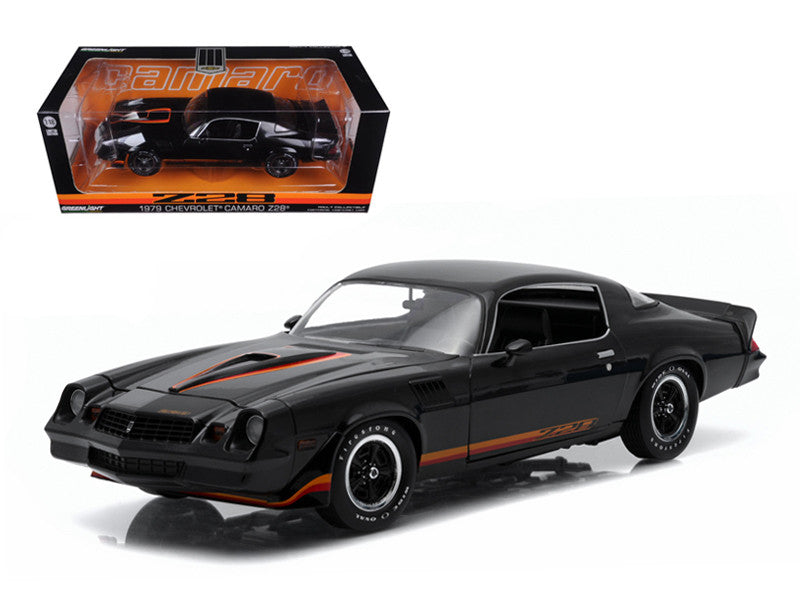 Chevrolet Camaro Z28 1979 Greenlight 1/18
