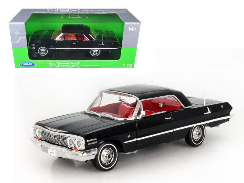 Chevrolet Impala SS Hardtop 1963 Welly NEX 1/18