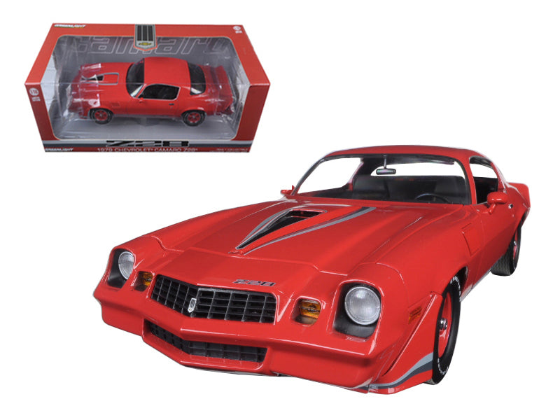 Chevrolet Camaro Z/28 1979 Greenlight 1/18