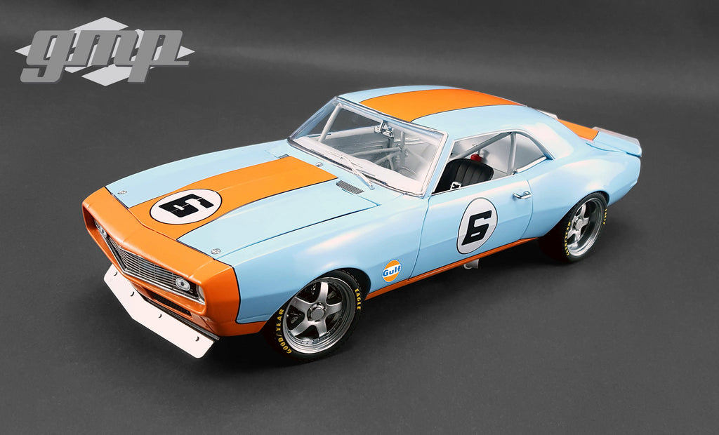 Chevrolet Camaro Street Fighter 1968 GMP 1/18