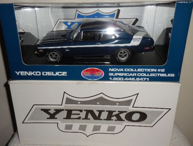 Chevrolet Yenko Deuce Nova 250 1970 GMP Supercar Collectibles 1/18